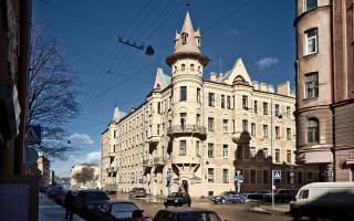 Доходный дом А. Ю. Кейбеля. Фото: Florstein (Wikimedia   Commons)