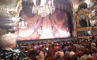 Мариинский театр. Фото: Islast