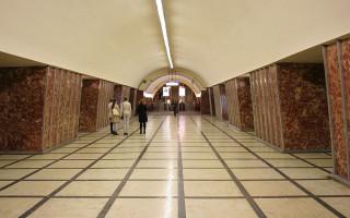 Станция Московские Ворота Петербургского метрополитена. Фото: A.Savin (Wikimedia Commons · WikiPhotoSpace)