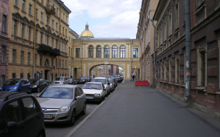 Почтамтская улица дома 9, 11, 16. Фото: AndreyA