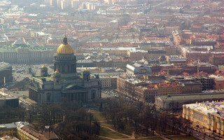 Исаакиевский собор. Фото: Иерей Максим Массалитин