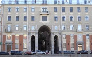 Толстовский дом. Автор: Potekhin, Wikimedia Commons