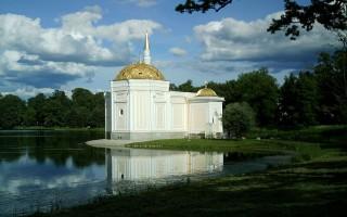 Царское Село. Павильон «Турецкая баня». Автор: Poliglot, Wikimedia Commons
