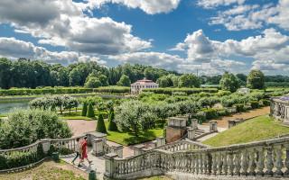 Сад Венеры в Нижнем парке Петергофа. Фото: Florstein (WikiPhotoSpace)
