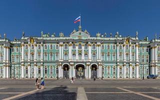 Зимний дворец. Фото: Florstein (WikiPhotoSpace)