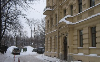 Музей путешественника П.К. Козлова. Автор: Peterburg23, Wikimedia Commons