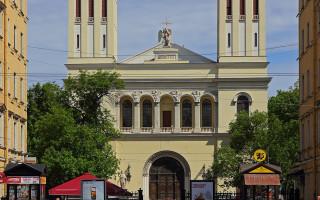 Лютеранская церковь св. Петра (Петрикирхе). Фото: A.Savin (Wikimedia Commons · WikiPhotoSpace)