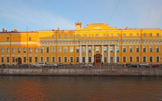 Дворец Юсуповых на Мойке. А. Савин https://commons.wikimedia.org/