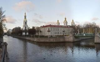 Каналы Санкт-Петербурга wikimedia