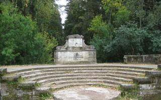 Павловский парк. Каменный амфитеатр. Автор: Александров, Wikimedia Commons