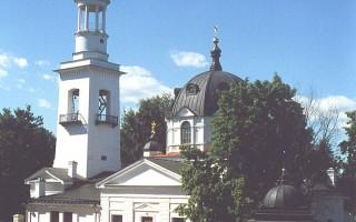 Церковь Александра Невского. Автор: Vitold Muratov, Wikimedia Commons