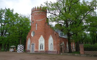 Адмиралтейство, Екатерининский парк, Пушкин. Автор:  Concierge.2C, Wikimedia Commons