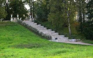 Лестница Большая Каменная. Автор: Екатерина Борисова, Wikimedia Commons