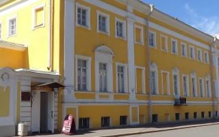 Музей коллекционеров. Автор: Peterburg23, Wikimedia Commons