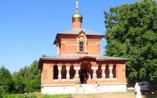 Церковь святой равноапостольной княгини Ольги. Автор: Peterburg23, Wikimedia Commons