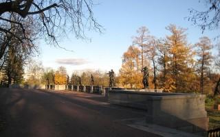 Царское Село. Гранитная терраса. Автор: Александров, Wikimedia Commons