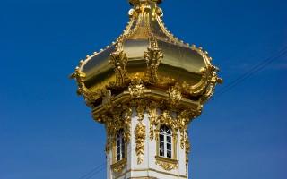 Санкт-Петербург. купол Летнего дворца https://commons.wikimedia.org