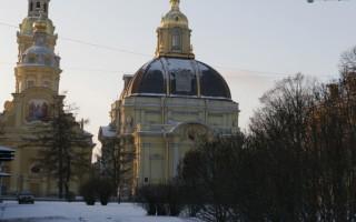 Традиции Петропавловской крепости