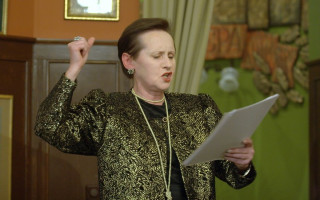 Поэт, музыковед и литературовед Лариса Березовчук