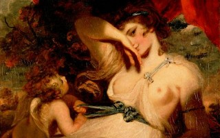 Амур развязывает пояс Венеры, 1788, Эрмитаж, источник фото: Wikimedia Commons, Hermitage Torrent
