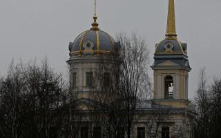 Церковь Святой Великомученицы Екатерины и Рождества Пресвятой Богородицы. Автор: Ντμίτρι, Wikimedia Commons
