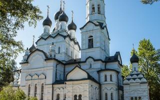 Церковь во имя Казанской иконы Божьей Матери, современный вид. Автор: Vatslav77, Wikimedia Commons
