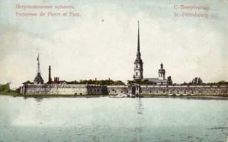 Петропавловская крепость: архитектурный стиль
