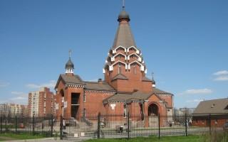 Церковь Георгия Победоносца.  Автор: Peterburg23, Wikimedia Commons