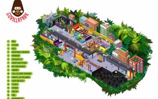 Gorilla Park — Парк активного отдыха для всех