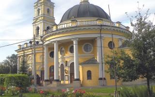 Церковь Святого Илии Пророка. Автор: Витольд Муратов, Wikimedia Commons
