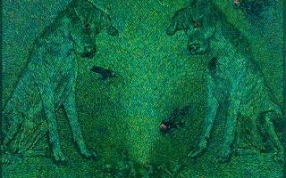 """Выставка """"Ян Фабр: Рыцарь отчаяния – воин красоты"""", источник фото: hermitagemuseum.org"""