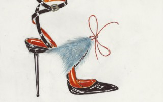 Маноло Бланик. Обувь как искусство, источник фото: http://www.hermitagemuseum.org/wps/portal/hermitage/what-s-on/temp_exh/2017/shoes/?lng=ru