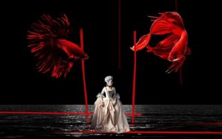 """Спектакль """"Моцарт. Свадьба Фигаро"""", источник фото: https://vk.com/mikhailovsky_theatre"""