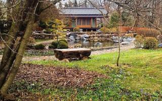 сезон экскурсий по Японскому саду, источник фото: https://vk.com/club14060510