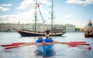 Санкт-Петербургская Морская Ассамблея, источник фото: http://easyspb.ru