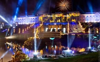 Закрытие фонтанов в Петергофе, источник фото: https://vk.com/event56532142