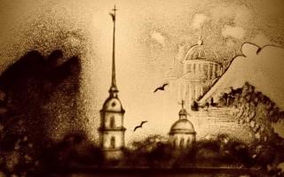 """Шоу: """"Мистический Петербург"""""""