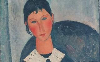 В музее Фаберже выставят 120 работ Модильяни и Сутина. Источник фото: art1.ru