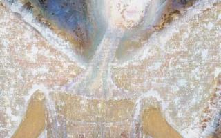 Эдвард Беккерман. Ангел мира