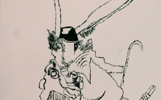 """Художественная выставка """"Сон Алисы"""""""