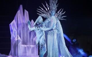 Снежная Королева: шоу от ПЦ Запашных. Фото: Pavel Markin