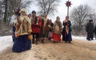 Большие Святочные Гулянья. Фото: Катерина Гусева