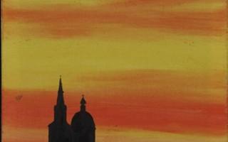 """Выставка """"Азбука Лунного Света"""" Бориса Гребенщикова"""