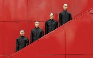 Kraftwerk: 3D-концерт в Санкт-Петербурге