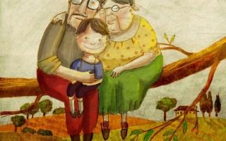"""Мультфильм """"Мой дедушка был вишней"""". Источник: КиноПоиск"""