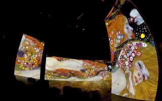 """""""Климт - Живые полотна""""+""""Айвазовский - Ожившие полотна"""" + """" Ван Гог - Живые полотна"""""""