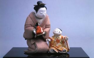 """Выставка """"Японские куклы"""""""