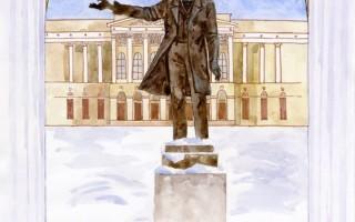День Русского музея, посвященный 120-летию со дня открытия