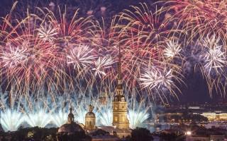 Празднование 315-летия со Дня основания Санкт-Петербурга в мае 2018 года. Фото: https://www.gov.spb.ru