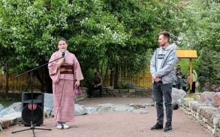 Ежегодный фестиваль любования сакурой
